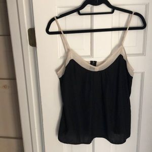 Urban Outfitters Cut Out Back Tank
